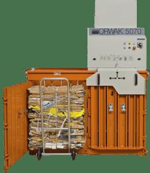 Orwak Multi Chamber - 5070 with Bale